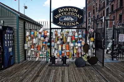 Boston Waterboat Marina